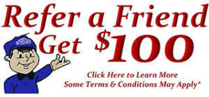 refer a friend and get $100