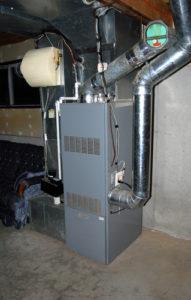 oil burning furnace
